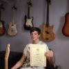 Guitar exam results – 100% Success