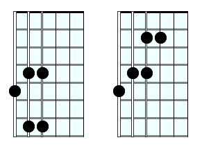 Maj6 arp 1 octave